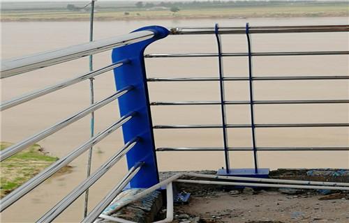 张家界复合不锈钢管护栏按需定做