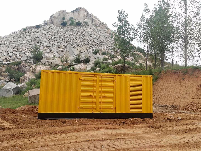 新闻:黄山大型发电机出租今日行情