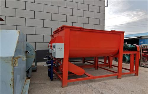 池州大型干粉瓷砖胶混合机设备厂家