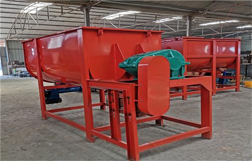 海口干粉搅拌机设备申龙制造搅拌机