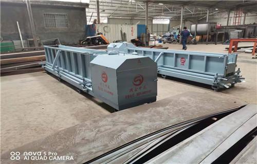 景德镇加重型烟道机全自动生产线