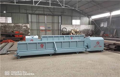 德阳第六代水泥烟道机全自动生产线