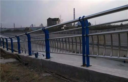 沧州铝合金桥梁护栏