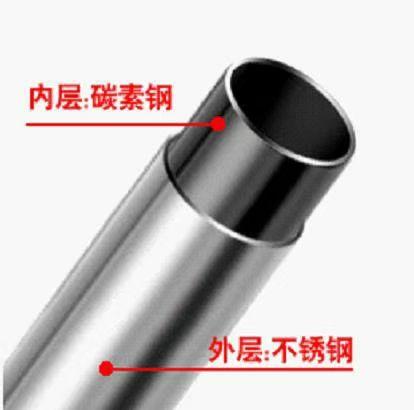 安康立柱预埋钢板不锈钢复合管护栏