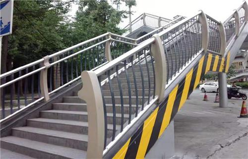 安康景观桥梁栏杆价格灯光护栏
