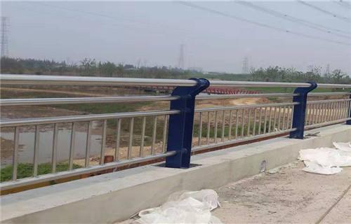厦门304不锈钢复合管护栏铁路不锈钢复合管栏杆