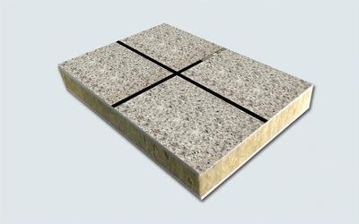 天水保温装饰一体板 多彩漆保温一体板厂家价格