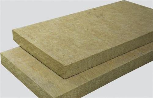 鹤壁岩棉复合板 防水防潮岩棉板厂家生产