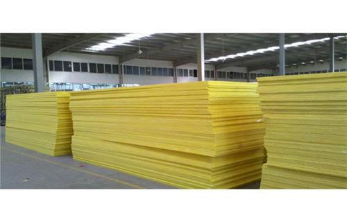天水玻璃棉 温室养殖大棚保温棉检验报告
