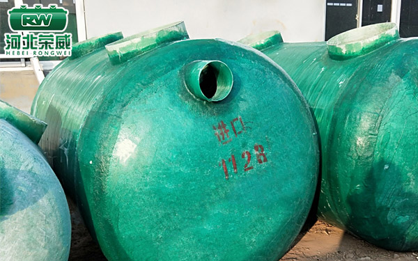海沧卧式玻璃钢缠绕化粪池生产商