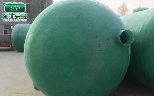 溆浦5立方化粪池