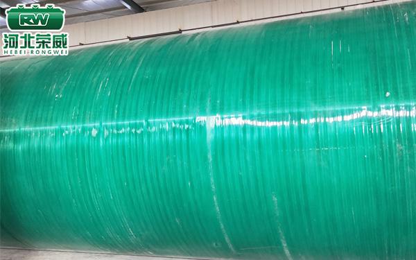 湖里耐酸碱直埋式玻璃钢化粪池生产商