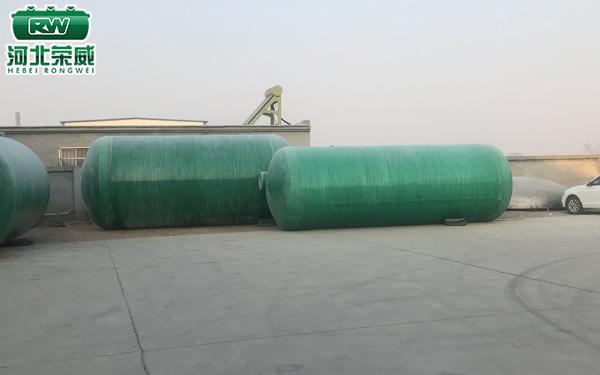 资溪整体生物化粪池用途