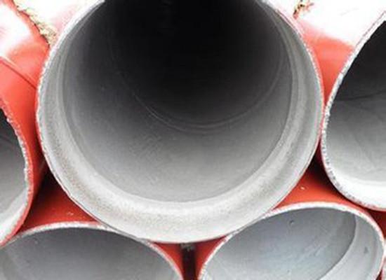 厦门国标热镀锌螺旋钢管规格表