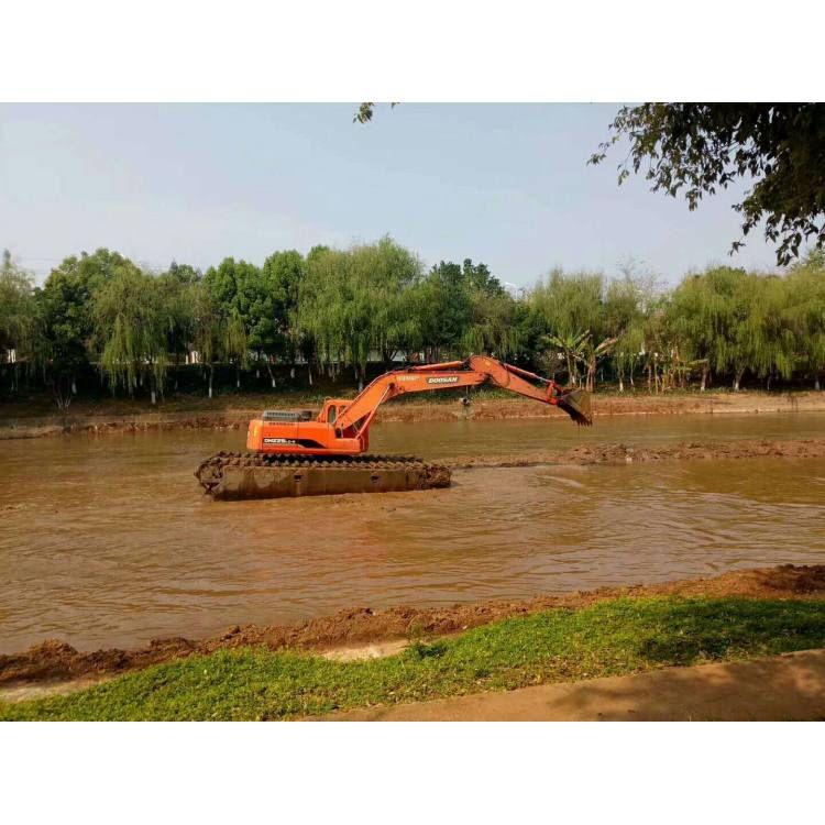 陕西省安康市船挖机租赁全国租赁