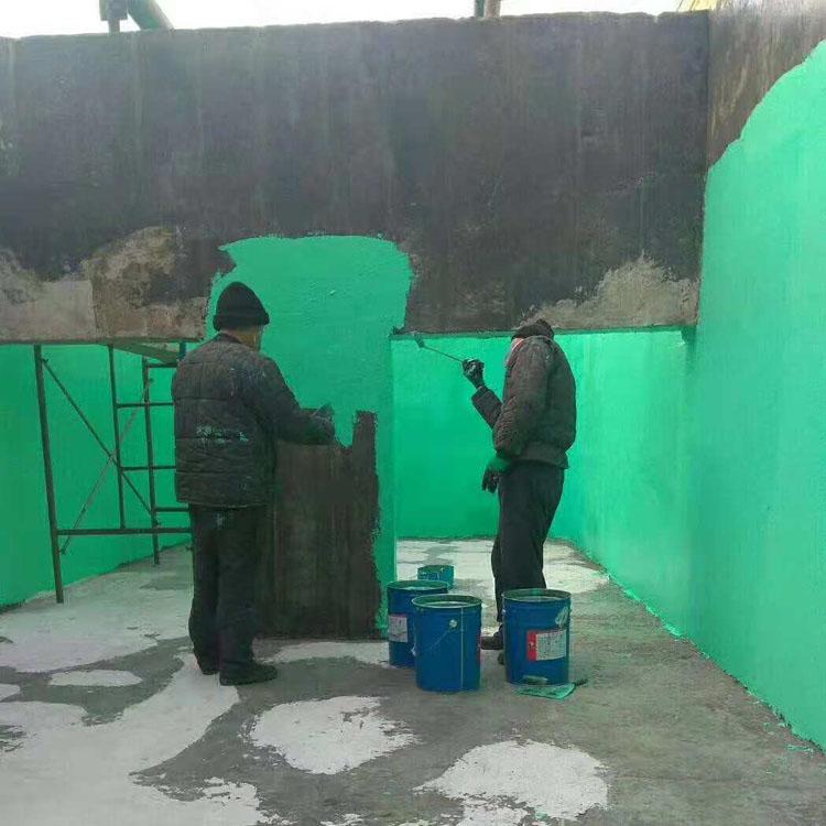 河北省沧州市环氧玻璃鳞片胶泥 蓄水池防腐