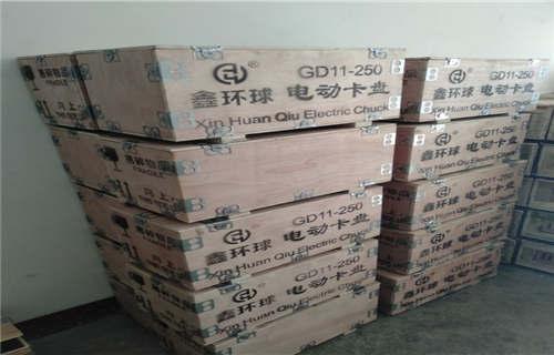 驻马店KD11320电动卡盘山东聊城环众商贸