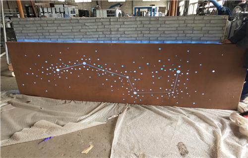 长春加工耐候钢板按需下料