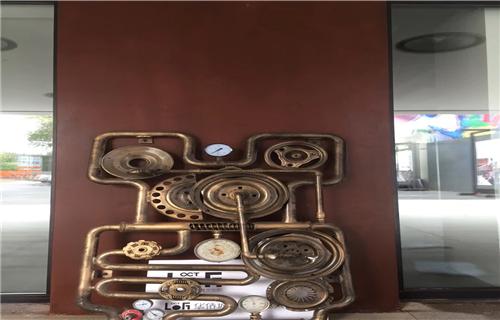 汉中园林耐候钢板装饰景观加工厂