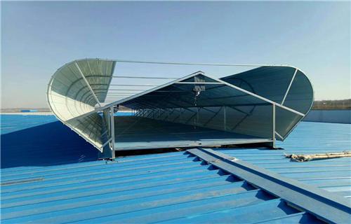 安康MCW1型薄型通风天窗制造供应商