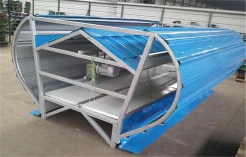 安康顺坡屋面通风天窗制造商