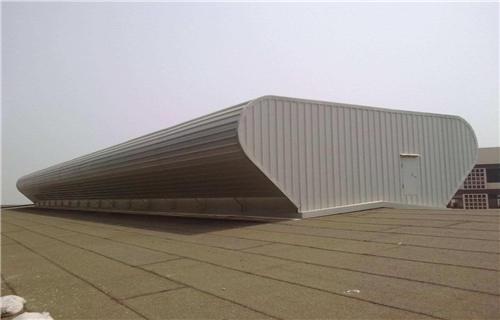 安康圆弧性顺坡式通风气楼供应厂家