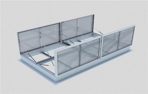安康470型顺坡通风气楼材质保证