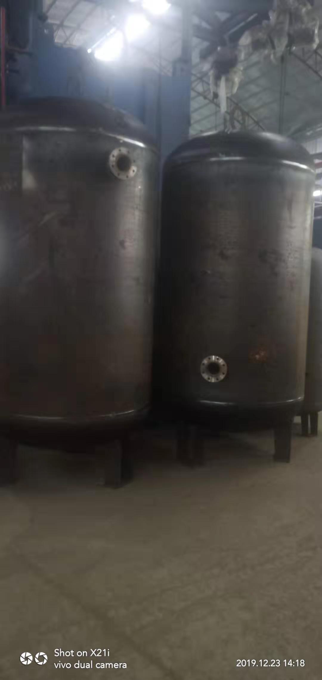 驻马店3立方储气罐批发