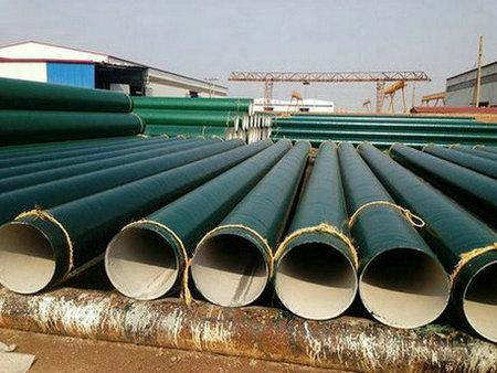 排水用DN500防腐螺旋钢管一米价格/吕梁