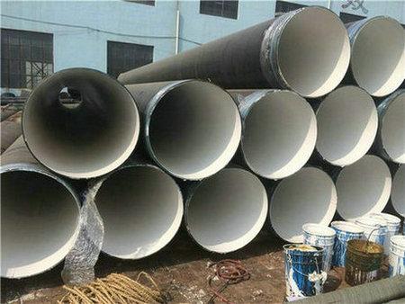 张家界内外环氧煤沥青防腐螺旋钢管制造厂家