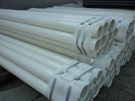合作共赢:山东中水管道用内外涂塑螺旋钢管制造厂家