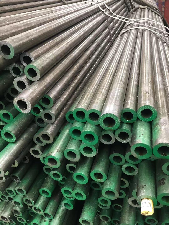 咸阳45#精拉钢管异型钢管均可定做