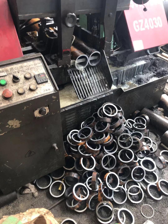 天水45#热轧无缝钢管规格多 材质全