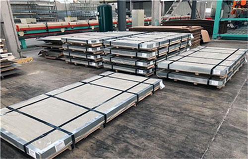 天水5毫米厚304不锈钢板每公斤价格
