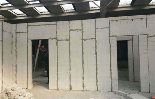 2020年:保定清苑GRC水泥隔墙板