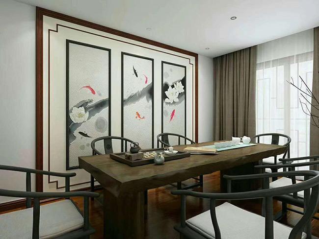 四川省德阳市酒店装修集成墙板低价