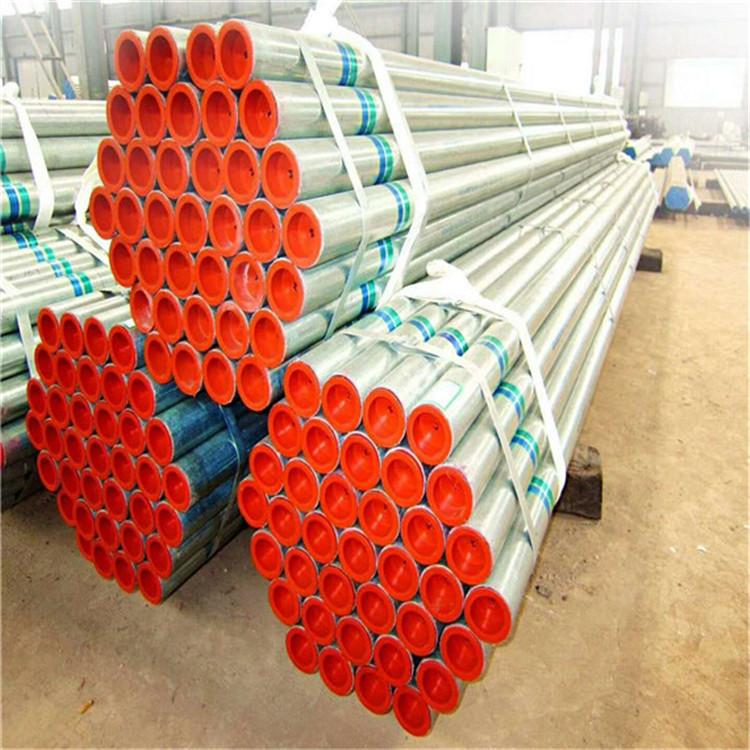 张家界法兰用涂塑钢管多少钱一吨