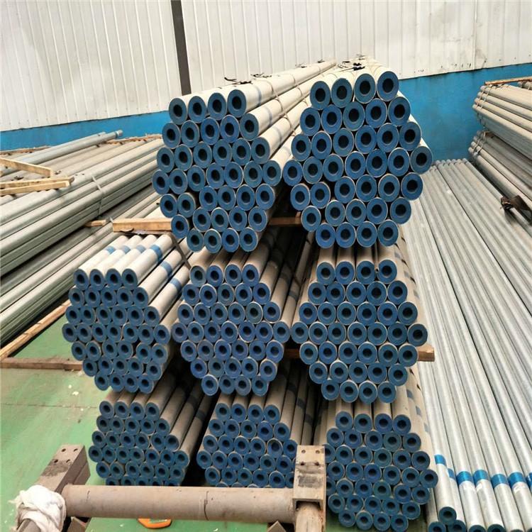 张家界鼎森内外涂塑钢管产品结构