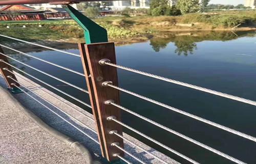 安康不锈钢栏杆立柱和普通护栏