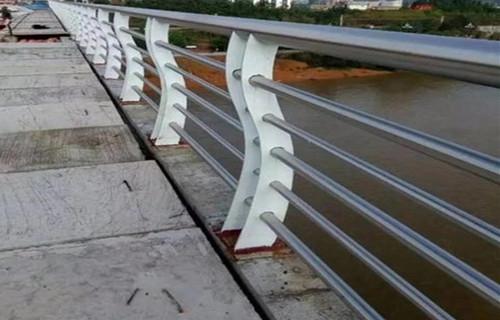 攀枝花人行道护栏 防腐强度高