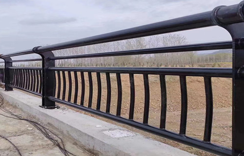 攀枝花仿花岗石护栏厂定制焊接