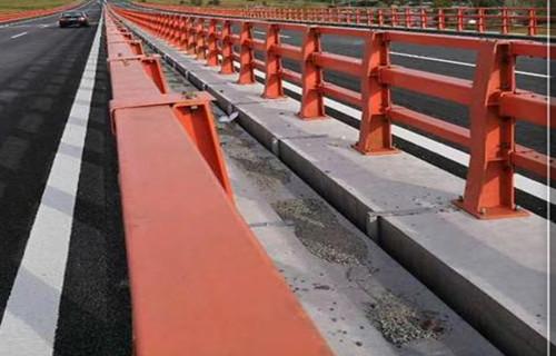 驻马店不锈钢桥梁栏杆氟碳漆