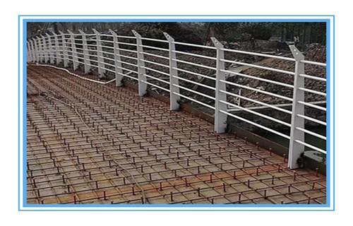 攀枝花不锈钢花样护栏天桥镀锌栏杆