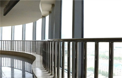 驻马店白钢立柱品质保证