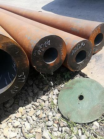 天水龙明钢管制造45#小口径无缝管价格持续上涨