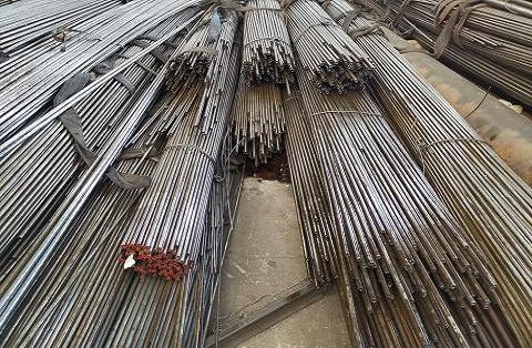 鹤壁厚壁Q345B精密钢管高精度无缝管