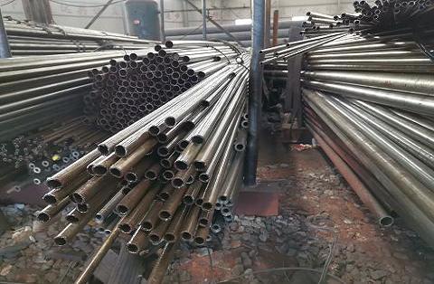鹤壁光亮20cr精密钢管配件专用精密管精度保证