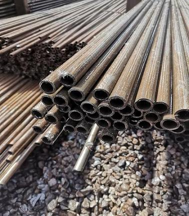 驻马店5*1小口径光亮钢管电动车厂专用45#精轧管会员