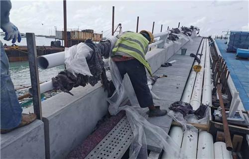 菏泽Q345C喷塑桥梁防撞护栏立柱价格