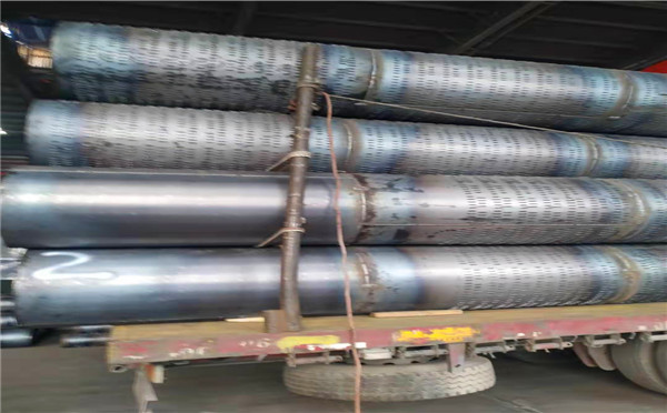 常州钢制井用滤水管273*6 500*4桥式滤水管厂家价格